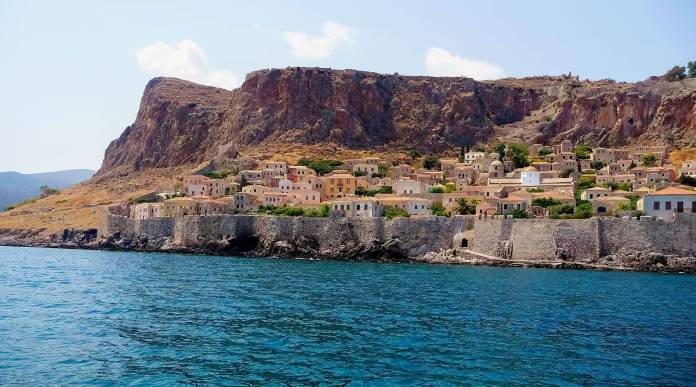 Monemvasia, Hidden Gem, Greece
