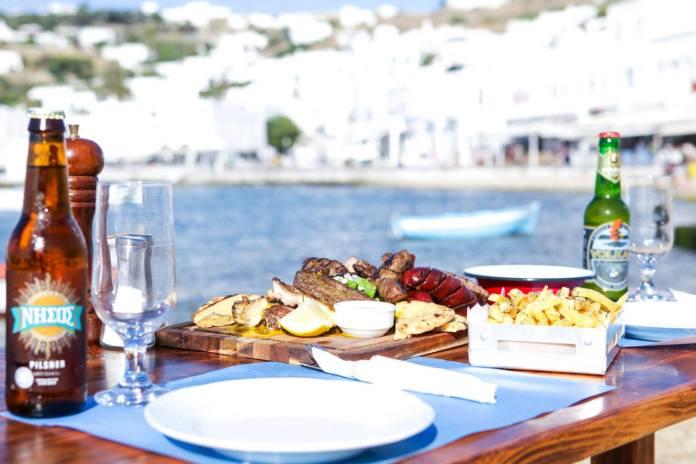 Captain's, Best Restaurants in Mykonos Town