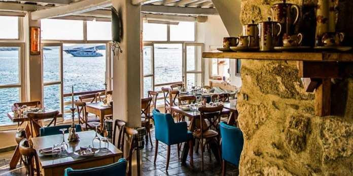 Mykonos Kastro Restaurant