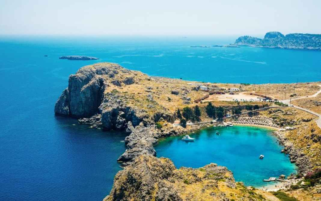 Rodos Adası Yunanistan