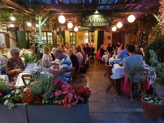 Rodos Nireas Taverna