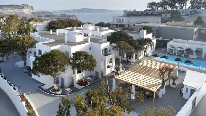 Kalisti Hotel & Suites, Santorini, Greece