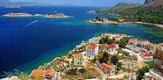 Kastelorizo Island, Mandraki Village, Greece