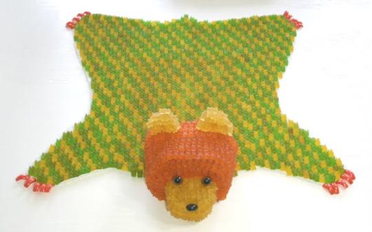 YaYa Chou's Gummy Bear Rug