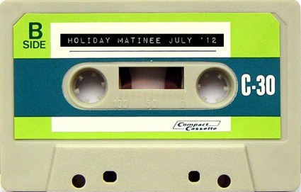 Monthly Indie Mixtapes by Holiday Matinee