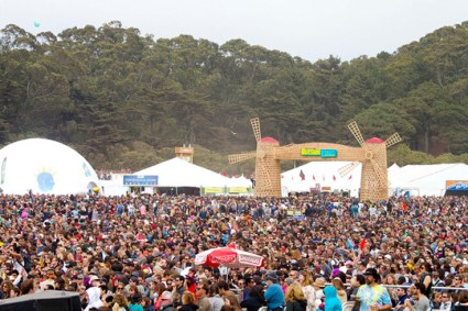 2012 Outside Lands Recap