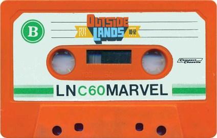 Outside Lands 2012 Mixtape