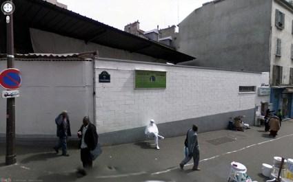 Jon Rafman's Google Street View Photography