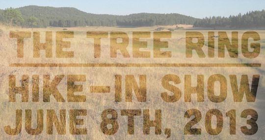 The Tree Ring Hike-In Show