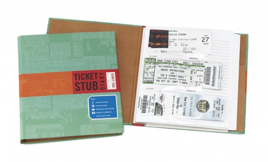 ticket-stub-diary