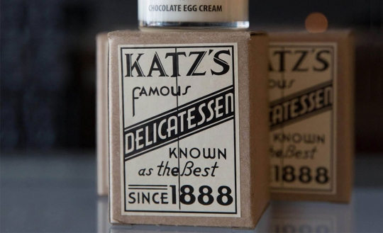 katzs egg cream candle