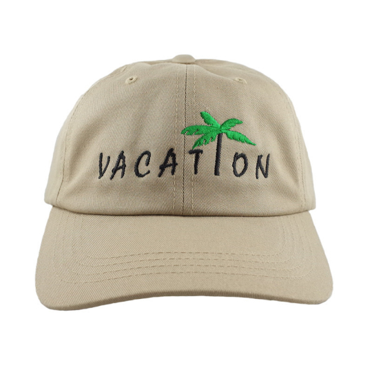vacation hat