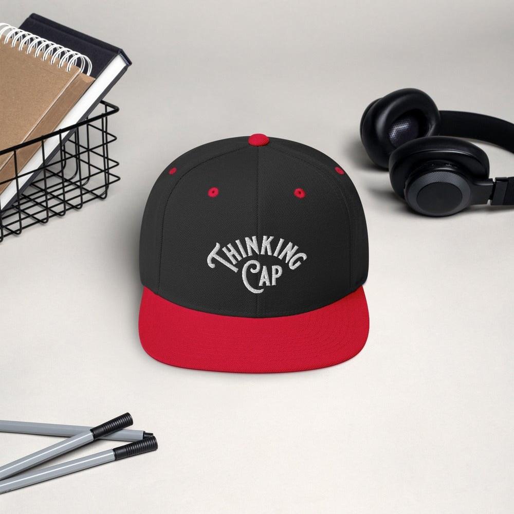 thinking cap lifestyle shot