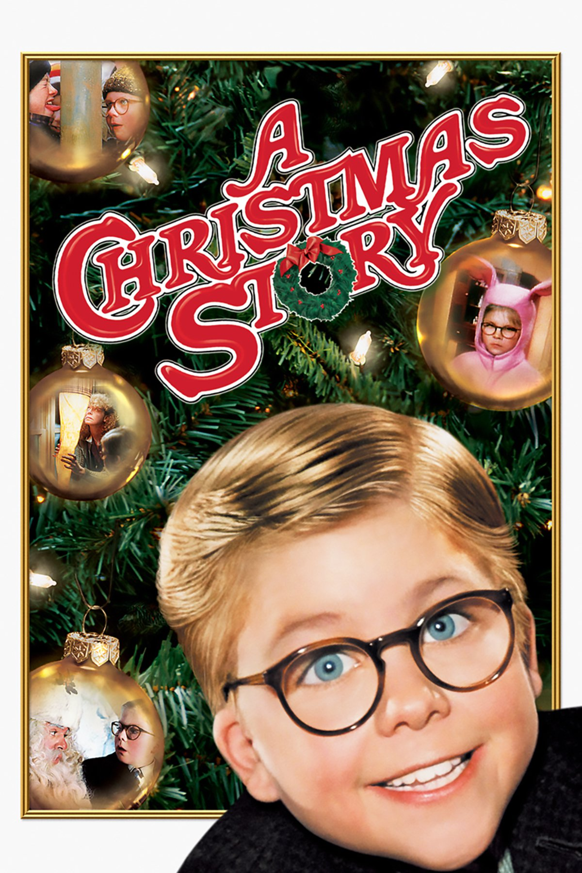 "Poster for the movie ""A Christmas Story"""