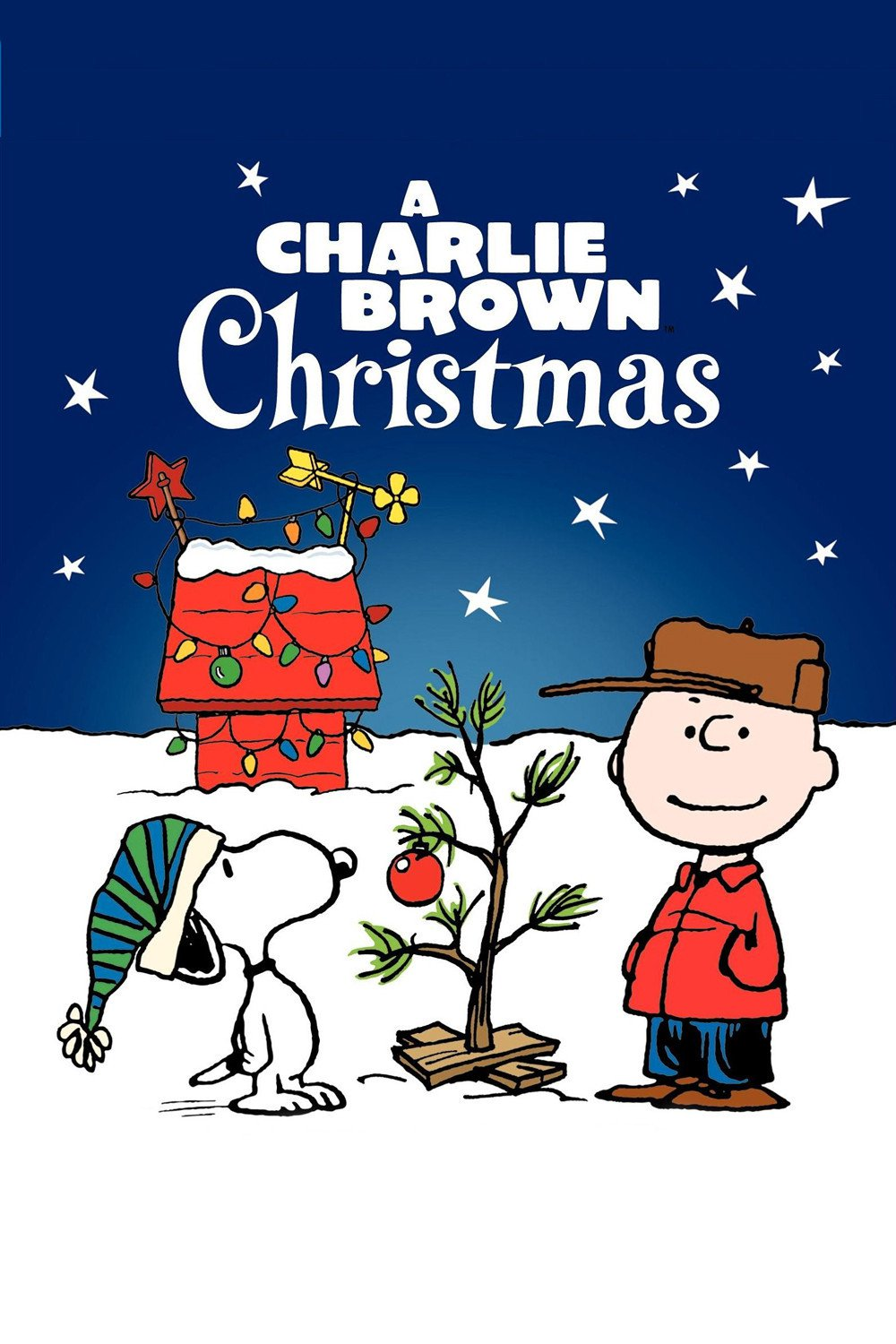 """Poster for the movie """"A Charlie Brown Christmas"""""""