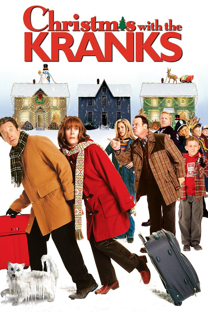 "Poster for the movie ""Christmas with the Kranks"""
