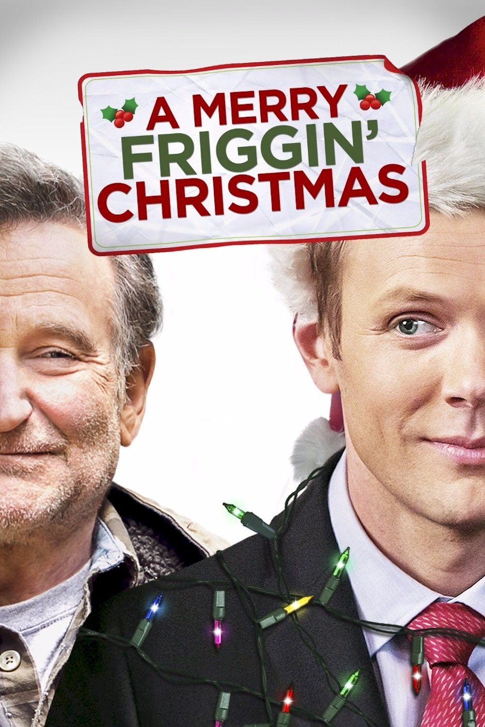 """Poster for the movie """"A Merry Friggin' Christmas"""""""