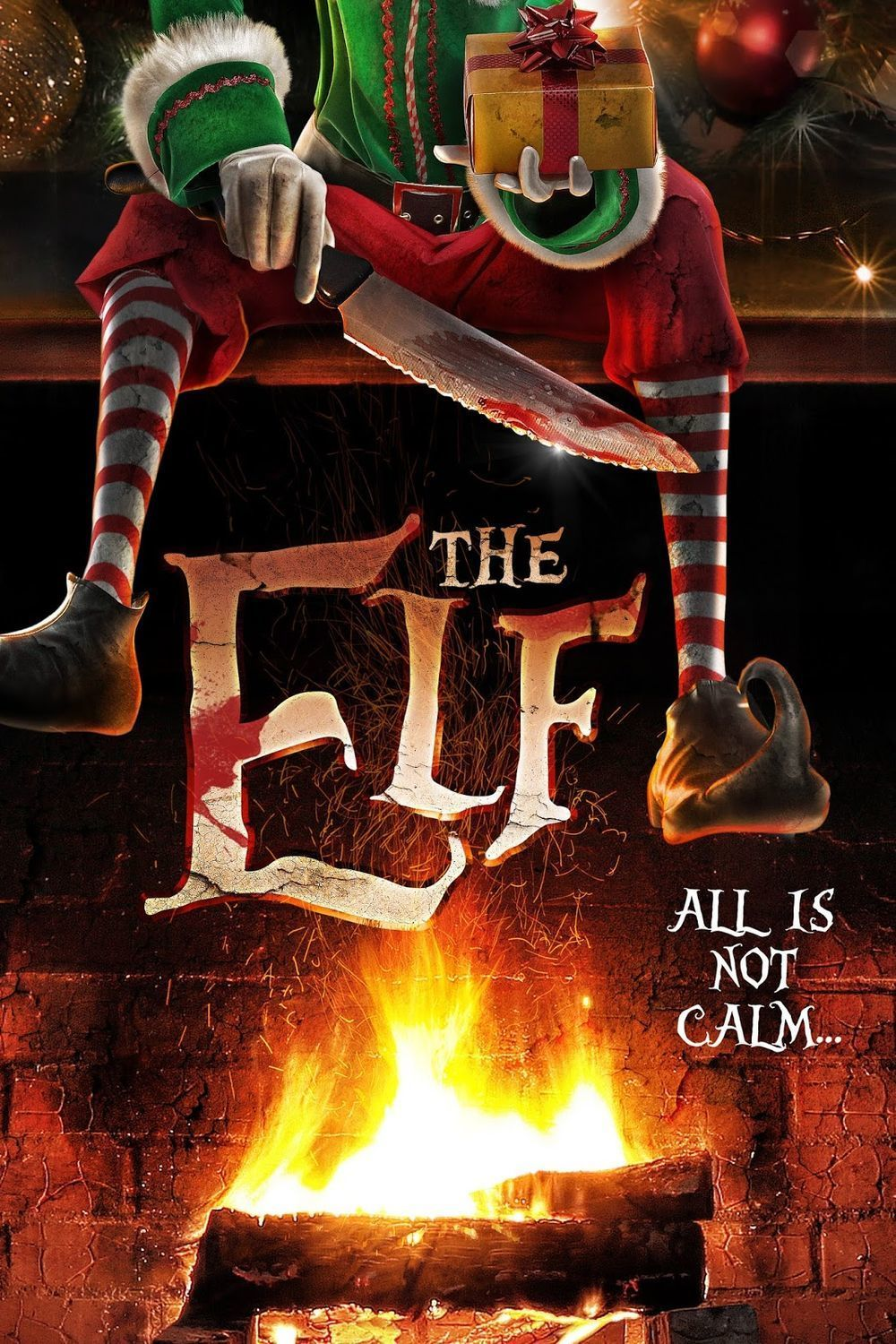 "Poster for the movie ""The Elf"""