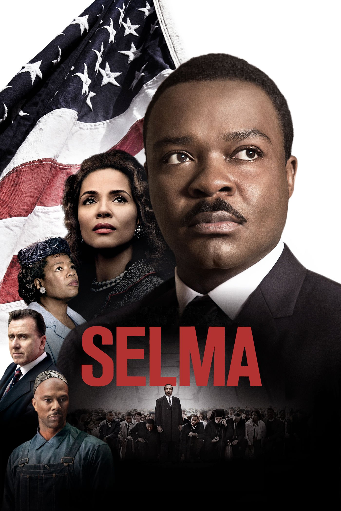 """Poster for the movie """"Selma"""""""