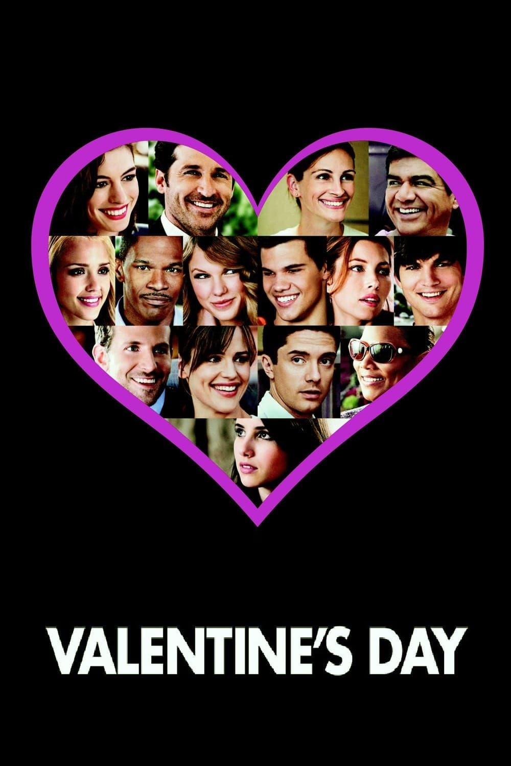 """Poster for the movie """"Valentine's Day"""""""