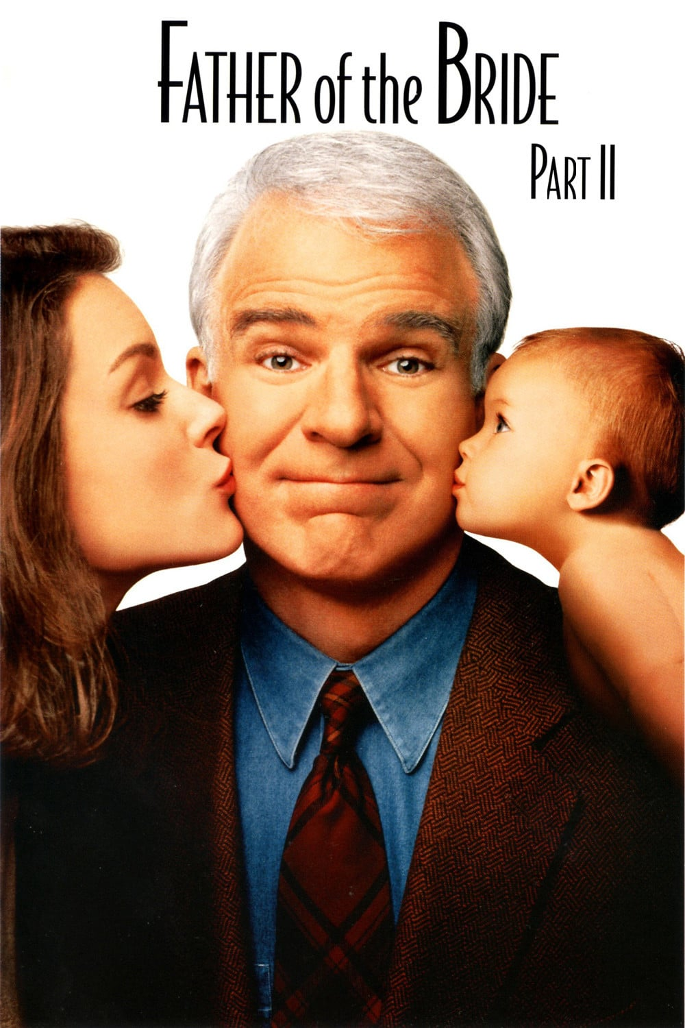 "Poster for the movie ""Father of the Bride Part II"""