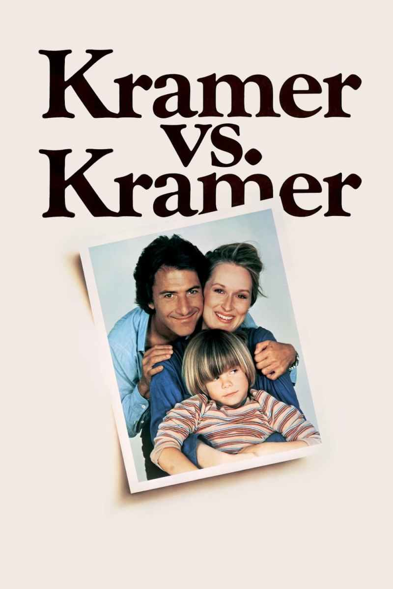 "Poster for the movie ""Kramer vs. Kramer"""