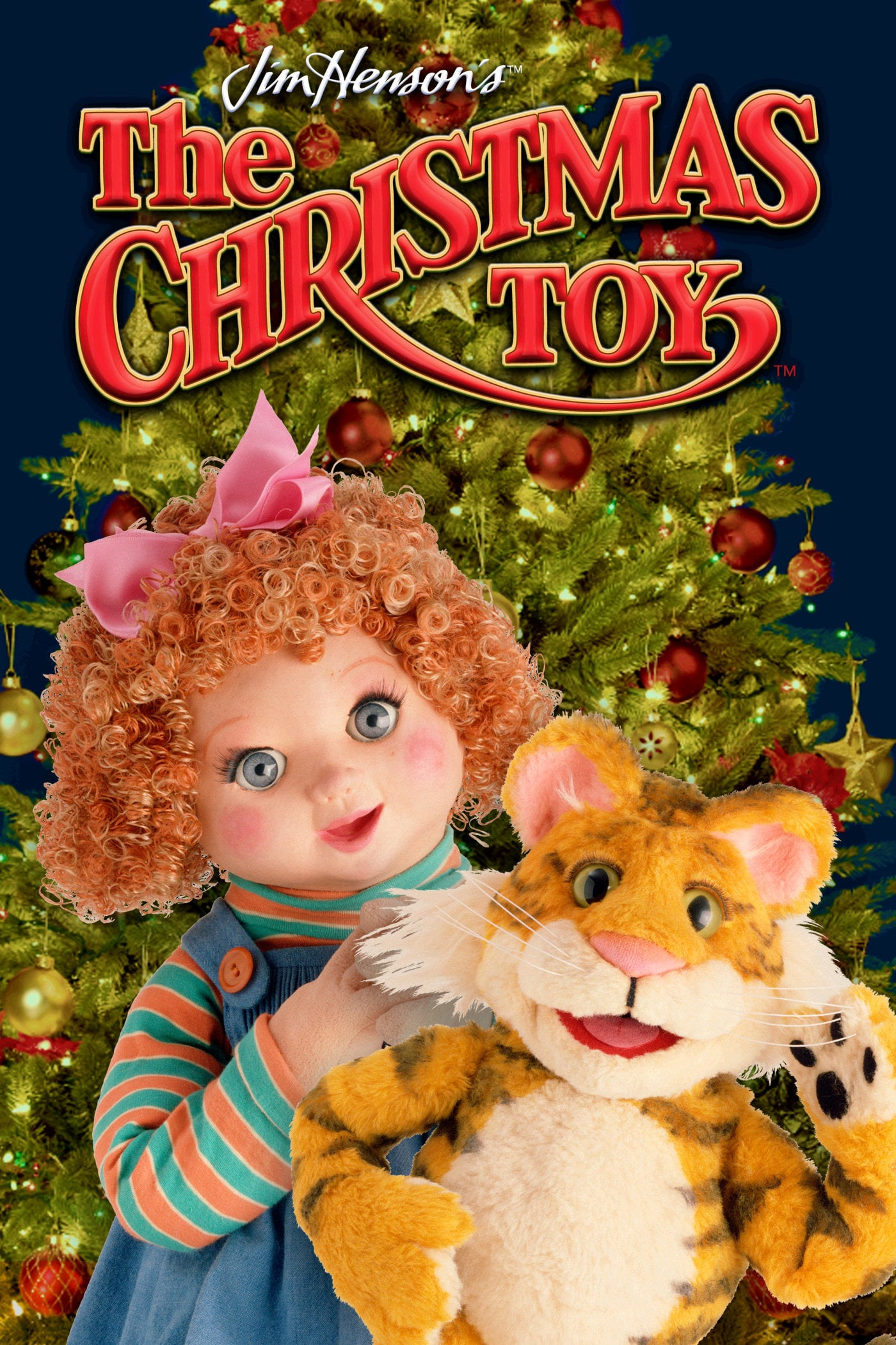 """Poster for the movie """"The Christmas Toy"""""""
