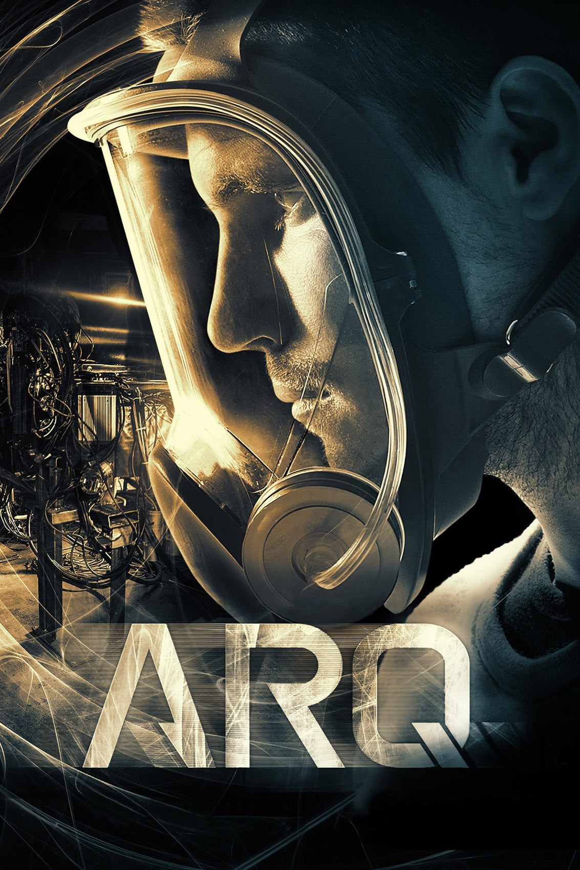 """Poster for the movie """"ARQ"""""""