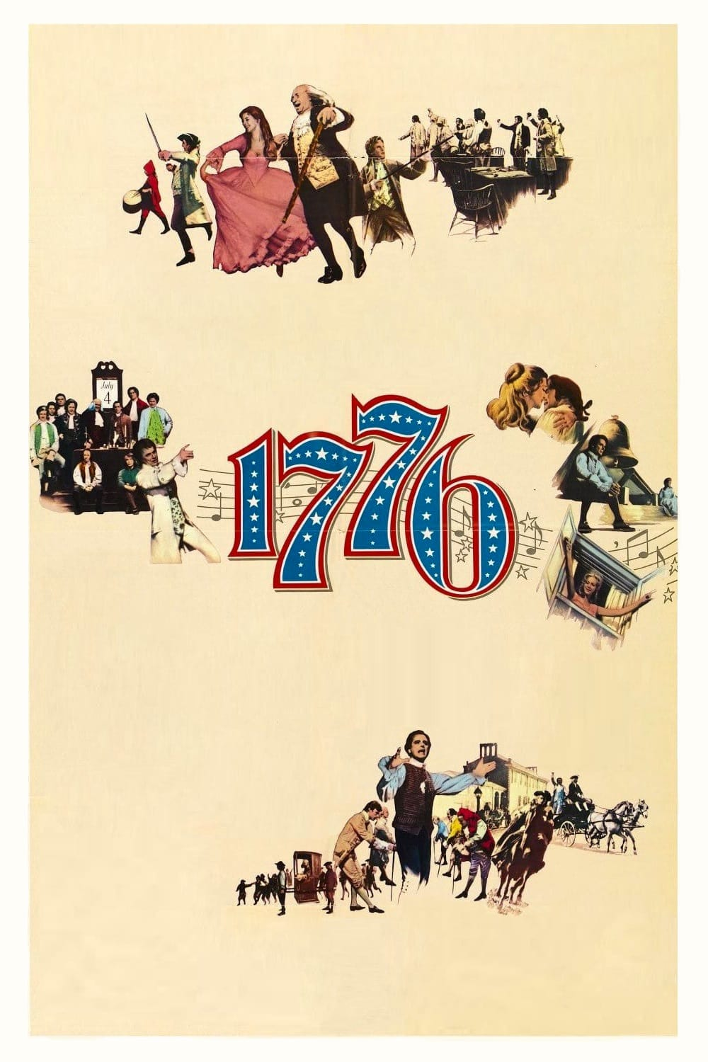 "Poster for the movie ""1776"""