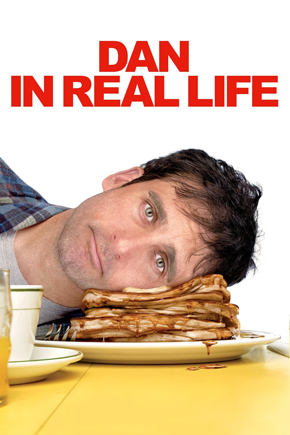 """Poster for the movie """"Dan in Real Life"""""""