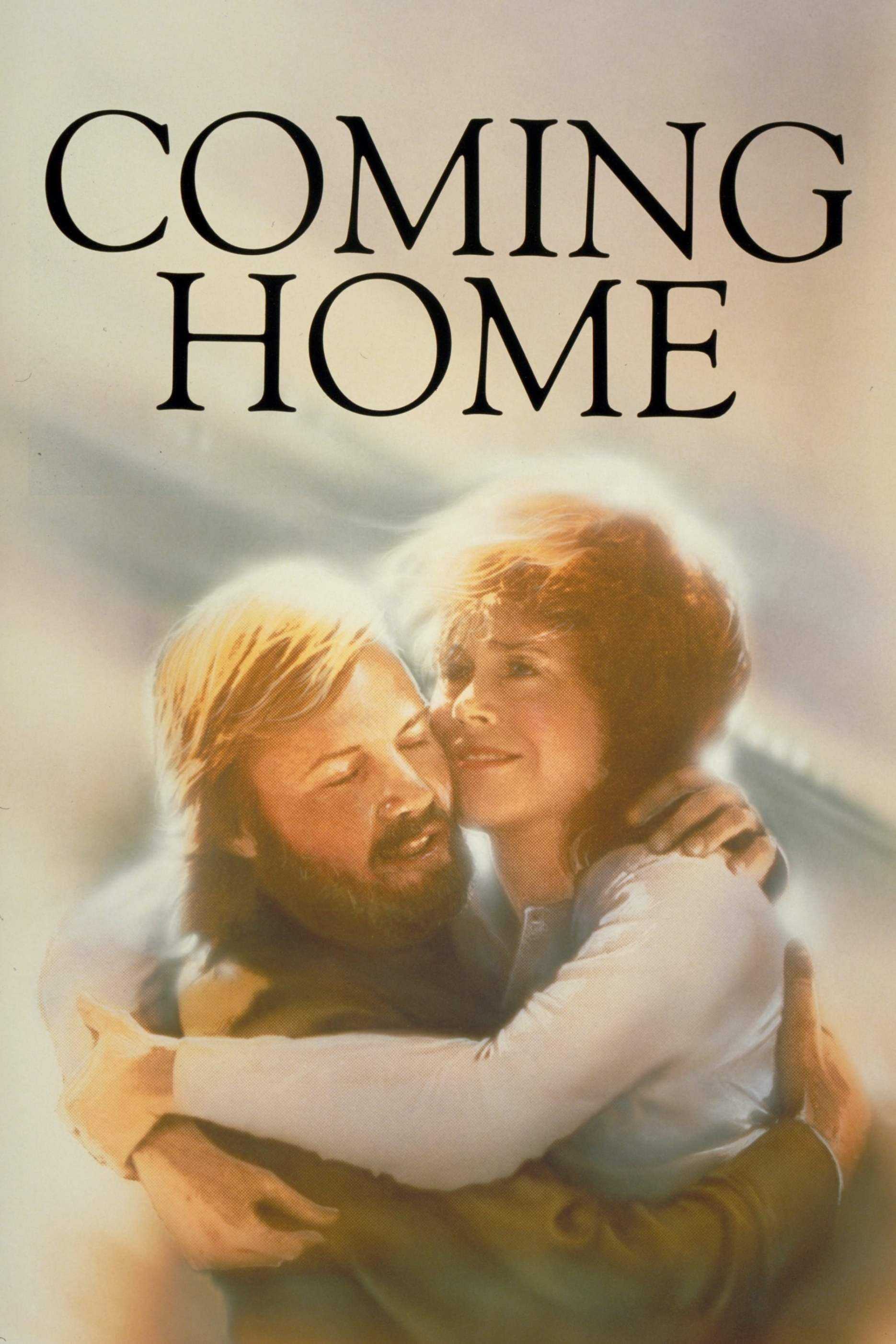 "Poster for the movie ""Coming Home"""