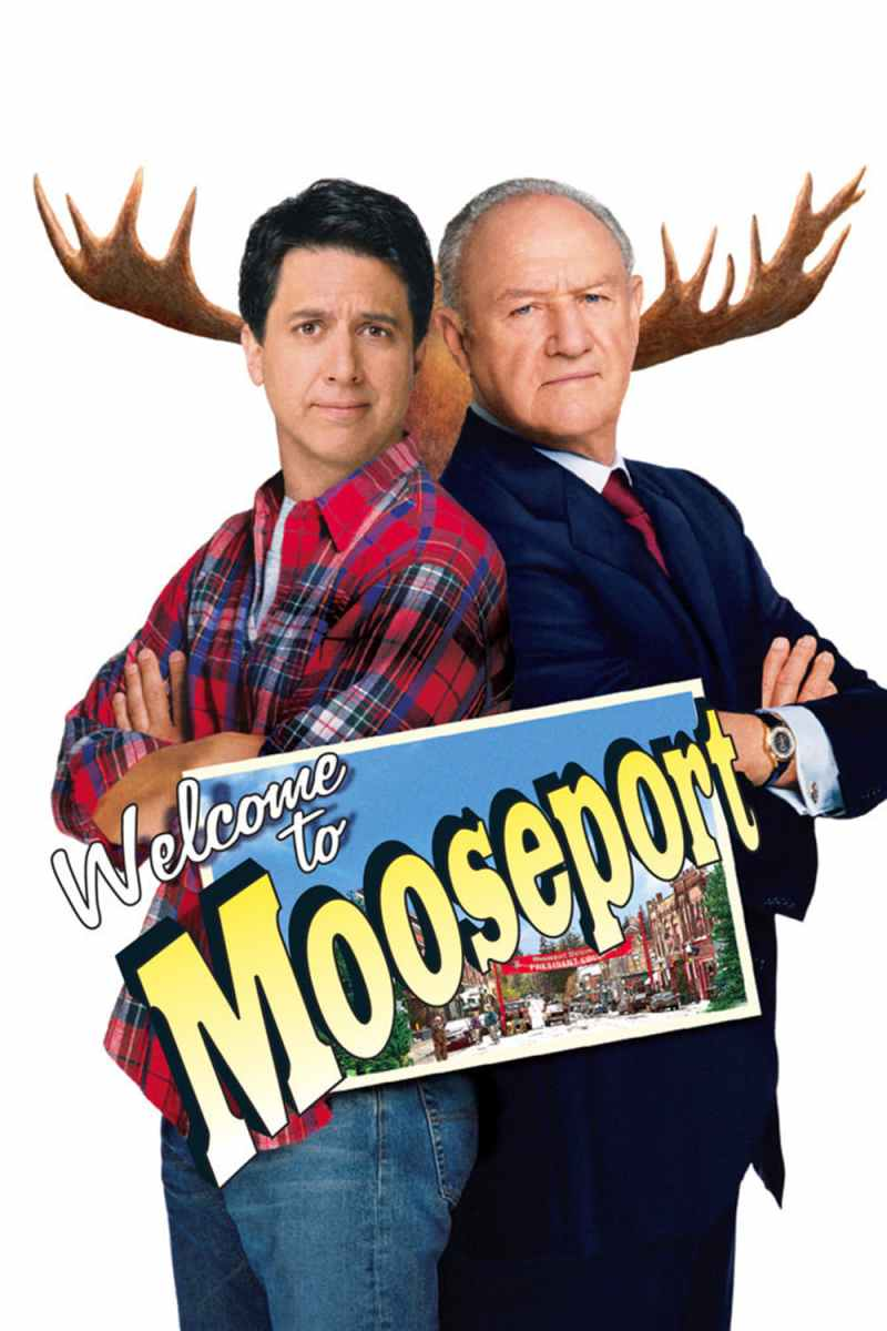 "Poster for the movie ""Welcome to Mooseport"""
