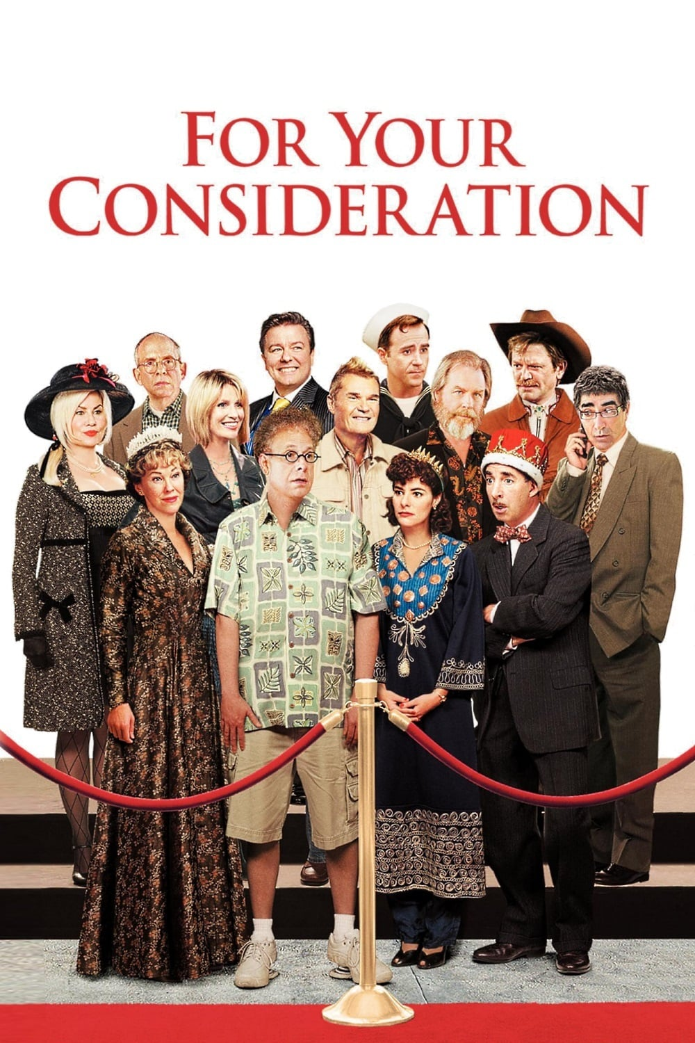"Poster for the movie ""For Your Consideration"""