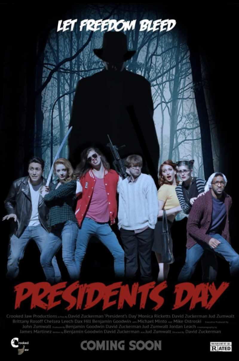 "Poster for the movie ""President's Day"""