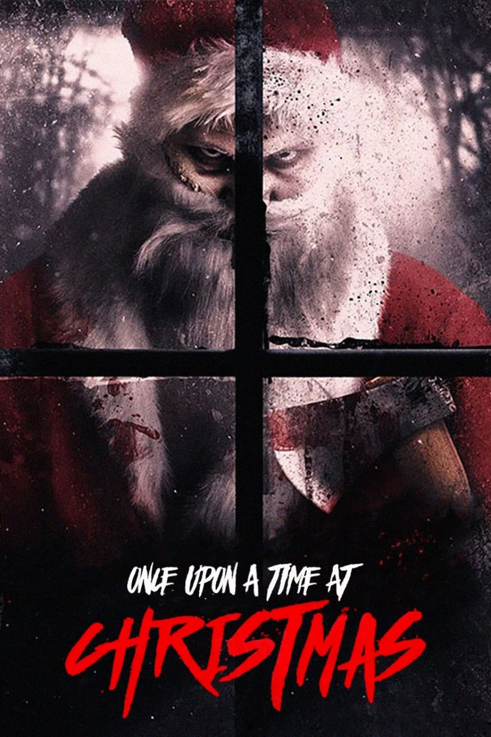 """Poster for the movie """"Once Upon a Time at Christmas"""""""
