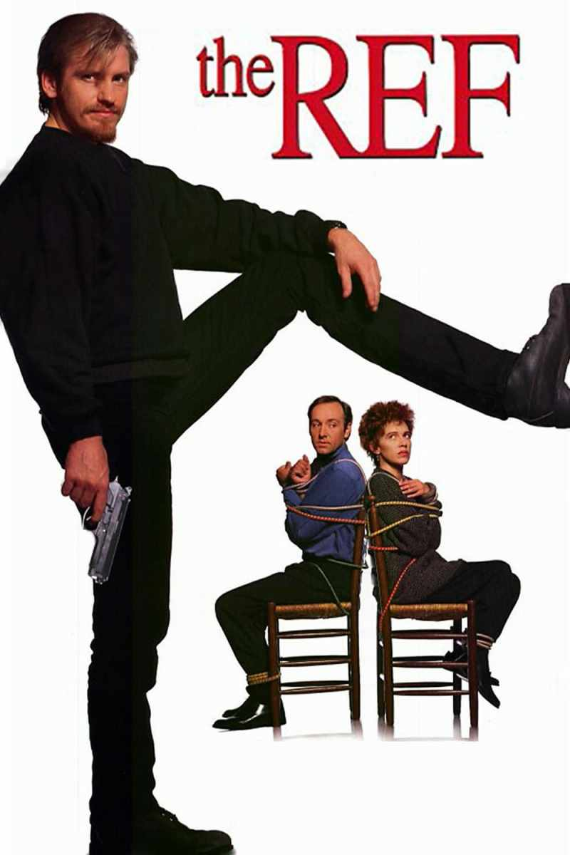 "Poster for the movie ""The Ref"""