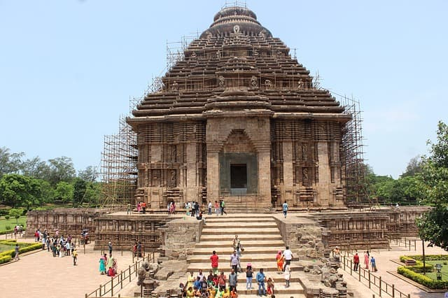 Visit The Sun Temple A Things To Do In Puri Char Dham India