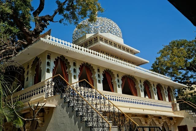 City Palace Udaipur India Points Of Interest