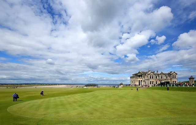 Play Golf At The St.Andrews Royal Golf Club