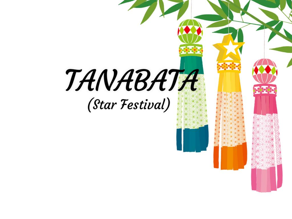 Tanabata Star Festival In