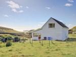 Cottage Shegra Sandwood Bay Sutherland exterior