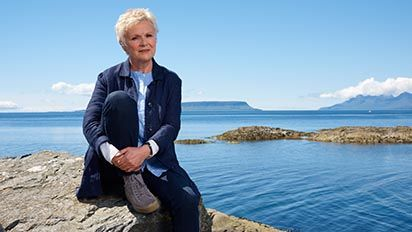 Julie Walters Coastal Railways - West Highland Railway