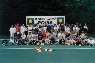 Camp tennis in Trentino - Polsa