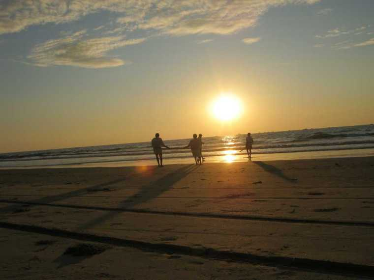 Tarkarli Beach, places to visit in november in india