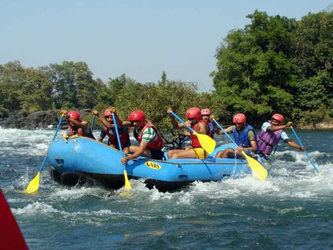 Dandeli, Places to visit in South India