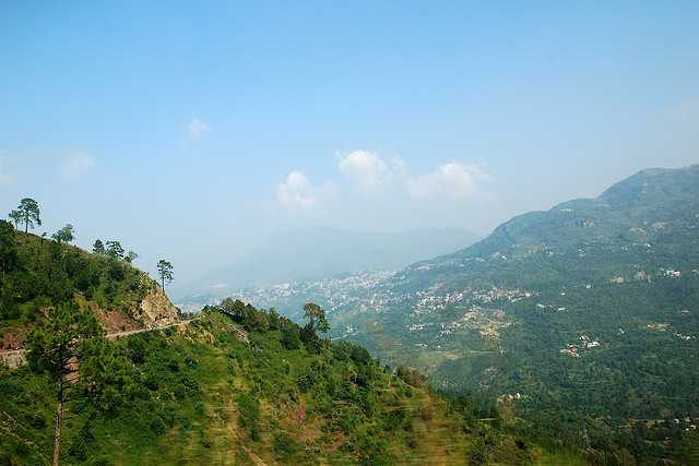 Kasauli, places to visit near delhi in monsoon