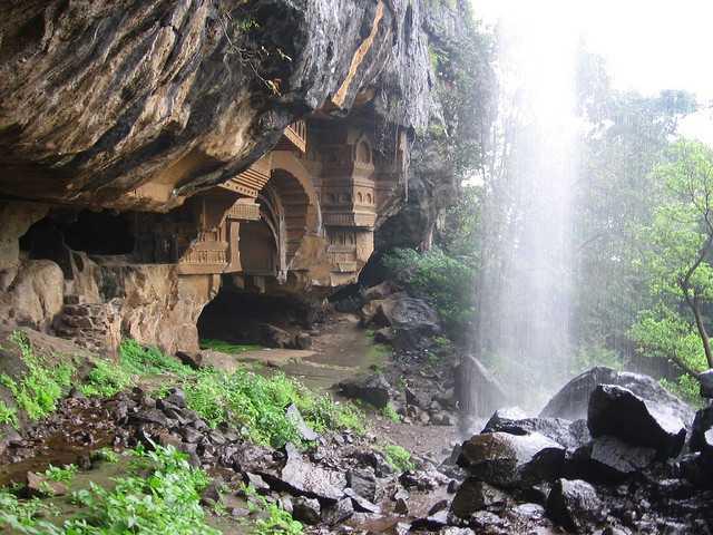 Kondana Caves, weekend getaways from mumbai