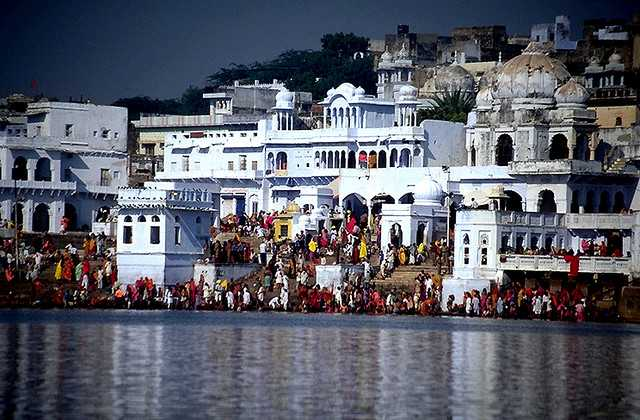 Pushkar Lake, short trips around Delhi