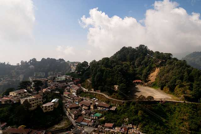 Mussoorie, Places to visit in August in India