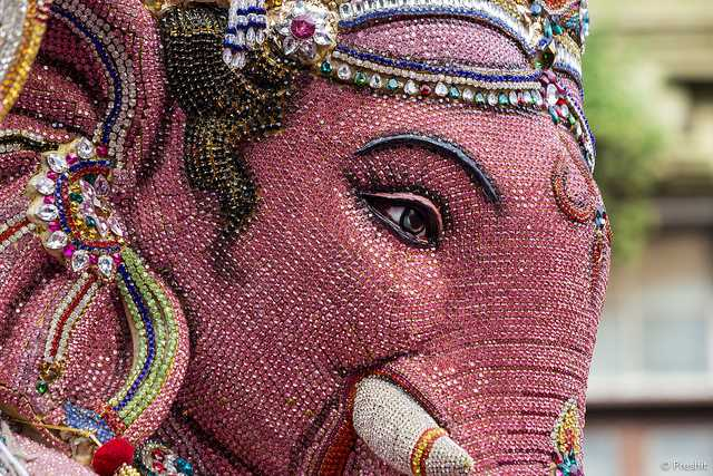 Ganesh Chaturthi celebrations in Mumbai